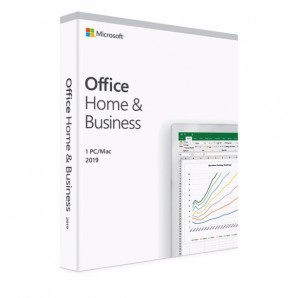 Microsoft Office 2019 dla Home & Business Win/Mac PL