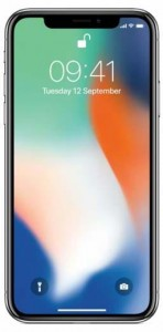 Apple iPhone X 64GB (srebrny)