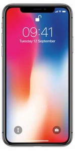 Apple iPhone X 256GB (gwiezdna szarość)
