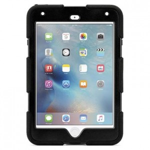 Griffin Survivor All-Terrain - Pancerne etui iPad mini 4 (czarny)