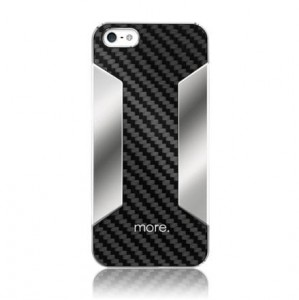 more. Para Blaze CX Etui Carbon iPhone 5 / 5s + folia na ekran (srebrny)