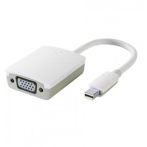 Kanex Mini DisplayPort - VGA Adapter (Full HD 1920x1080)